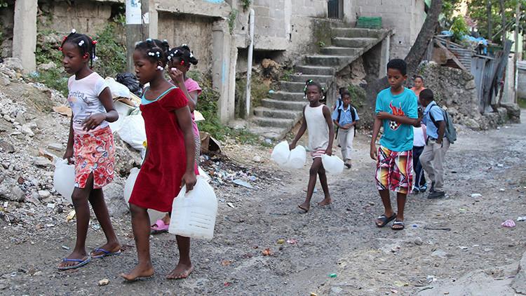 ONU: El huracán Irma podría afectar a 37 millones de personas