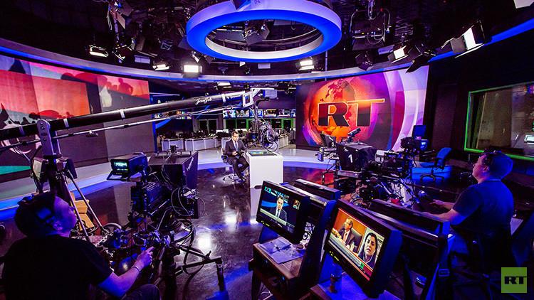 RT se afianza en YouTube como la primera cadena de noticias con 5.000 millones de visitas