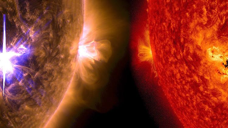 El Sol acaba de lanzar la mayor llamarada en más de una década (y le afectará)