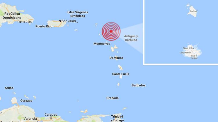 """Primer SOS de Barbuda: El huracán Irma """"destruye"""" el 90% de los edificios en la isla caribeña"""