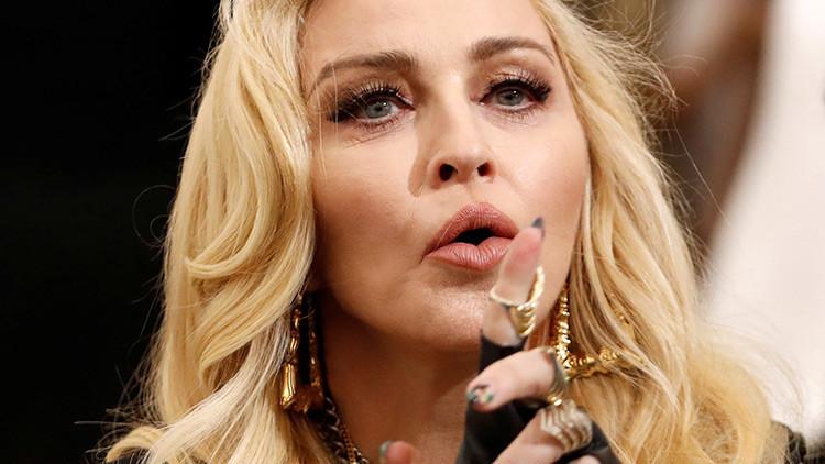 ¡Soy Madonna!: La artista pelea con FedEx para recibir un paquete