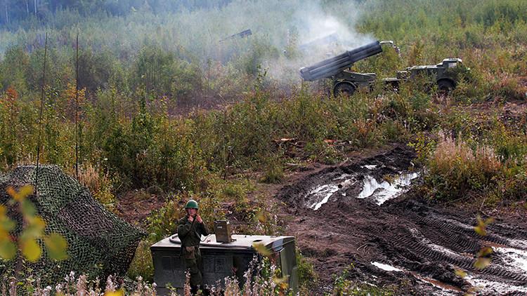 Rusia: Un militar muerto y cinco heridos en una explosión en un campo de entrenamiento