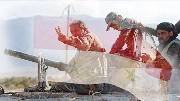 """El momento del triunfo"": El gobernador de Deir ez Zor explica la ruptura del cerco del EI"