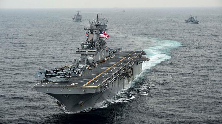 """Ministro de Corea del Norte: """"EE.UU. es un forajido que persigue un único objetivo vil: la guerra"""""""