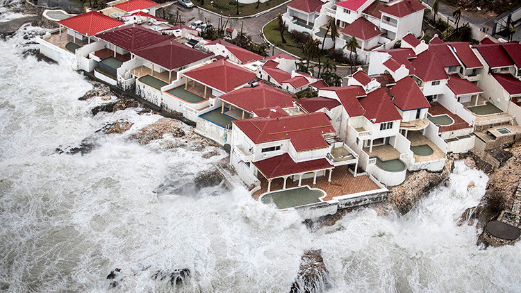 ¿Por qué el huracán Irma cobró esta fuerza tan devastadora?