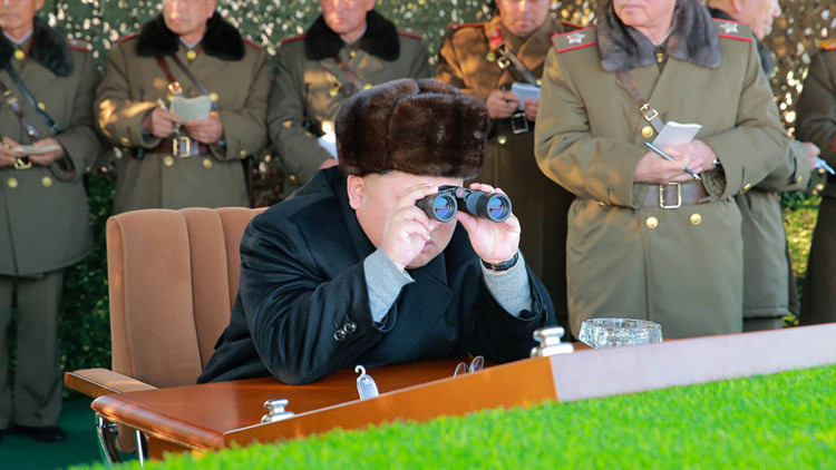 """""""EE.UU. realiza con Seúl 'simulacros de decapitación', y luego se pregunta por qué Kim es paranoico"""""""