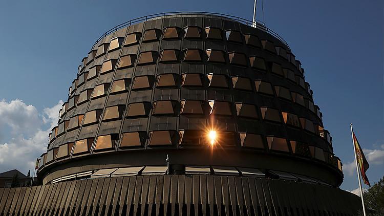 El Tribunal Constitucional de España, a punto de suspender cautelarmente la ley del referéndum