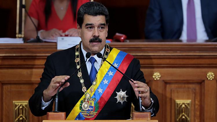 Maduro anuncia negociaciones con los tenedores de la deuda venezolana