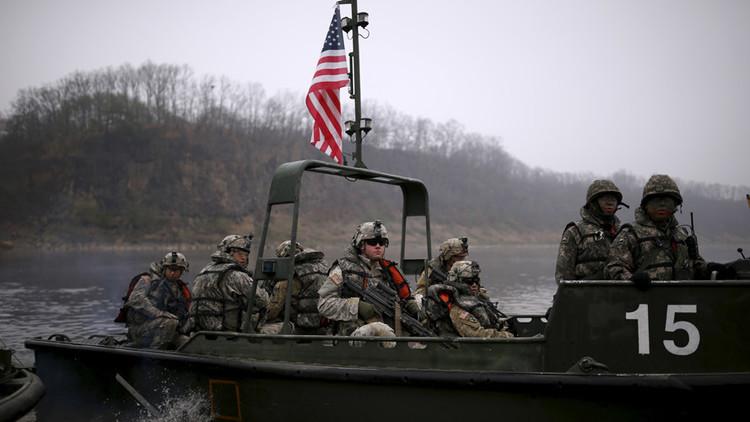 EE.UU. entrenará en el manejo de armas de destrucción masiva a sus militares en Corea del Sur