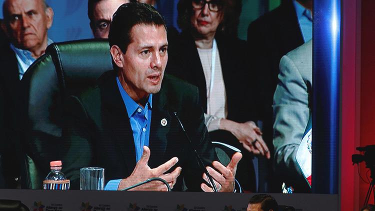 """Peña Nieto: """"Es probable que tengamos otra replica de un grado menor"""""""