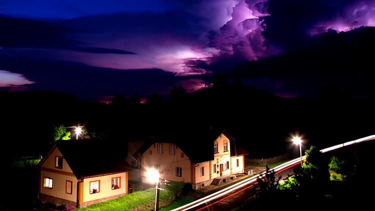 ¿Qué son las luces de terremoto y por qué aparecen?