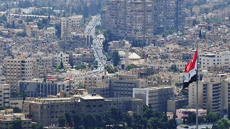 """""""Ofensa moral"""": Damasco afirma que no utilizó ni utilizará armas químicas contra su pueblo"""