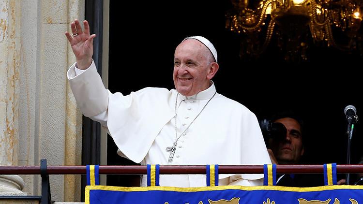 Las duras cifras que el papa Francisco no verá durante su visita a Colombia