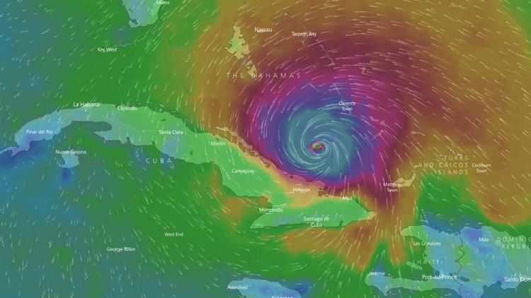 Olas de 5 metros: Irma se empieza a sentir en Cuba y Bahamas