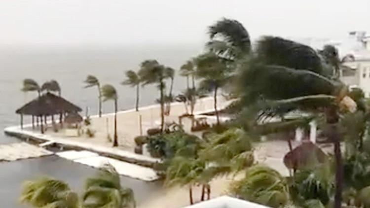 ¿Qué es la marejada ciclónica que amenaza a Florida a causa del huracán Irma?