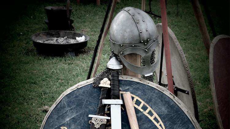 Un análisis genético confirma que los restos de un gran vikingo hallado en Suecia son de una mujer