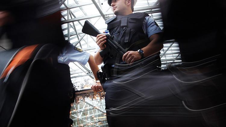 Seis heridos por gas irritante en el aeropuerto de Fráncfort