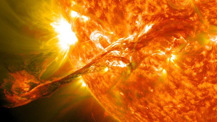 ¿Cómo afectan al organismo humano las llamaradas solares?