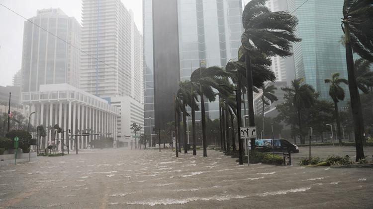 FOTO DE IMPACTO: Así falleció una de las primeras víctimas de Irma en Florida