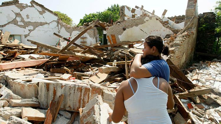 Un evento inusual: Geofísicos determinan la causa del terremoto de magnitud 8,2 en México