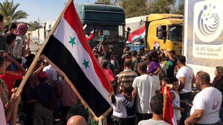Rusia exhorta a la ONU a que ofrezca ayuda humanitaria urgente a la población siria
