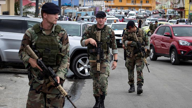 """Hijo de Richard Branson alerta de disturbios y """"presos armados"""" en el Caribe tras el paso de Irma"""