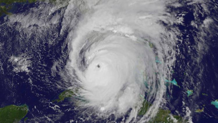 Cómo serán las últimas horas de uno de los huracanes más fuertes de la historia