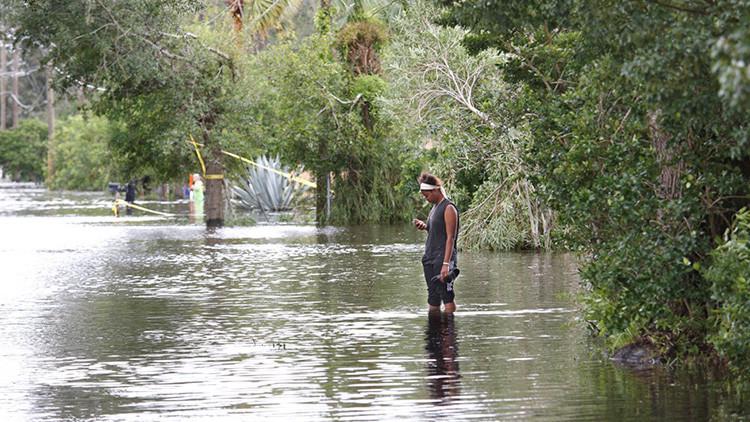Esto fue lo que ofreció un joven como ofrenda para detener al huracán Irma (FOTO)