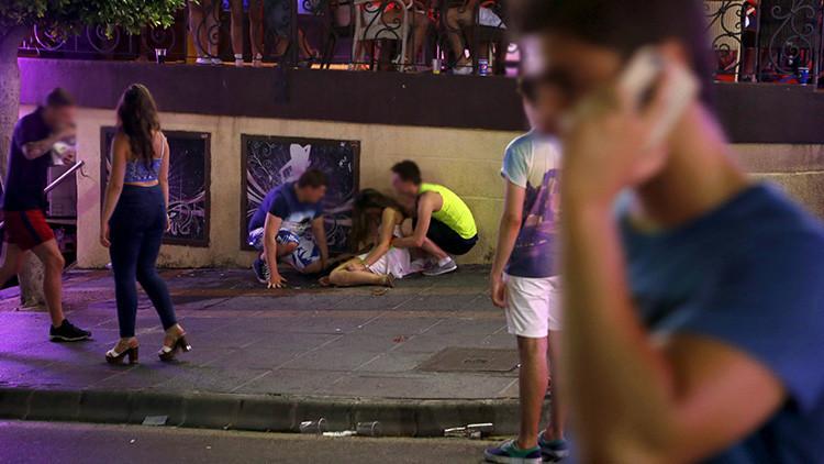 Tres jóvenes turistas violadas en Mallorca el mismo día
