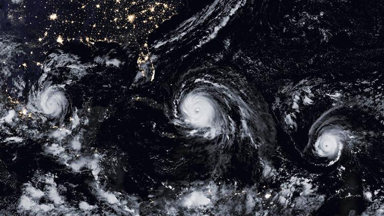 Conozcan la diferencia entre huracanes como José, tifones y ciclones