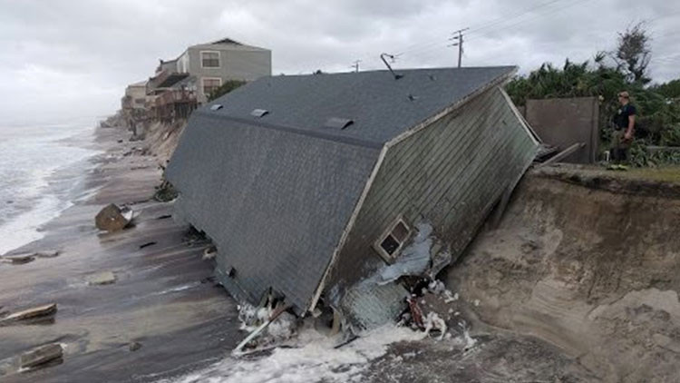 Cerca de 10.000 personas en Florida están sin agua ni comida tras el 'Irmagedón'