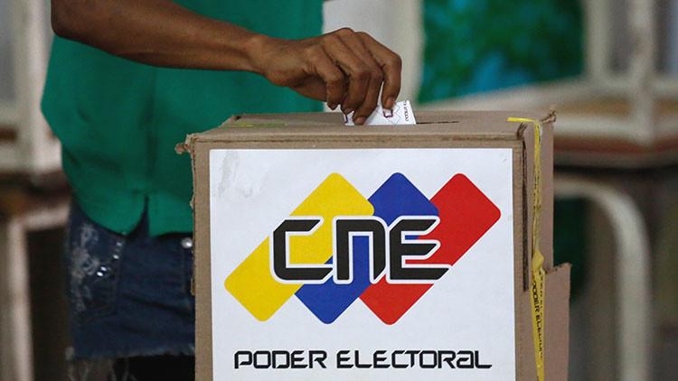 Venezuela: el Consejo Nacional Electoral adelanta las elecciones regionales