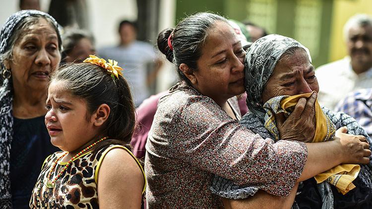 """Víctimas de Oaxaca: """"Confiamos más en la comunidad que en el Estado"""""""