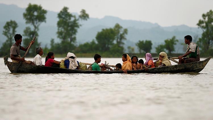 """""""¿Quién querría violarlas?"""": un coronel birmano niega la limpieza étnica de las mujeres rohinyás"""