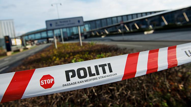 La Policía evacúa parte del aeropuerto de Copenhague tras hallar un paquete sospechoso