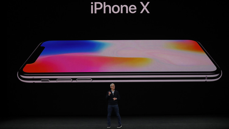 Lo más destacado: Apple presenta sus iPhone 8, iPhone 8 Plus y iPhone X