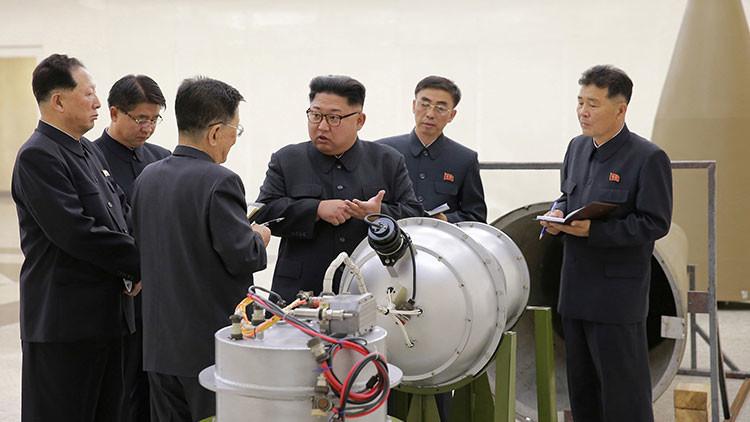 La última prueba nuclear norcoreana habría sido dos veces más potente de lo que se pensaba