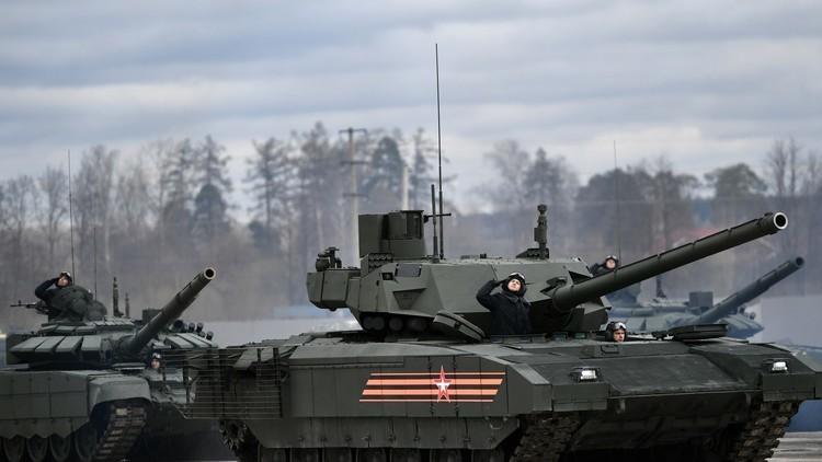 Estos son los mejores tanques del arsenal ruso