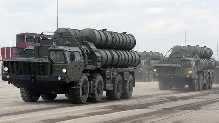 """Erdogan: """"El acuerdo de Rusia y Turquía sobre los suministros de S-400 enfurece a EE.UU."""""""