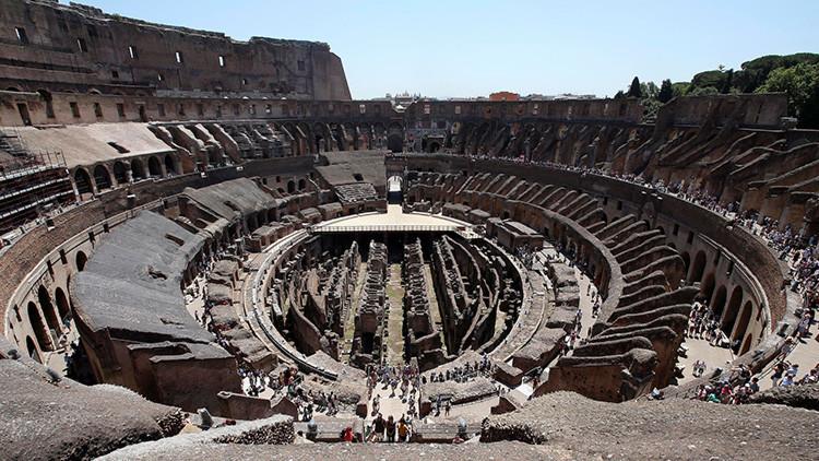 Saqueo y vandalismo en la Ciudad Eterna: Detienen a 2 chilenos y un búlgaro en el Coliseo romano