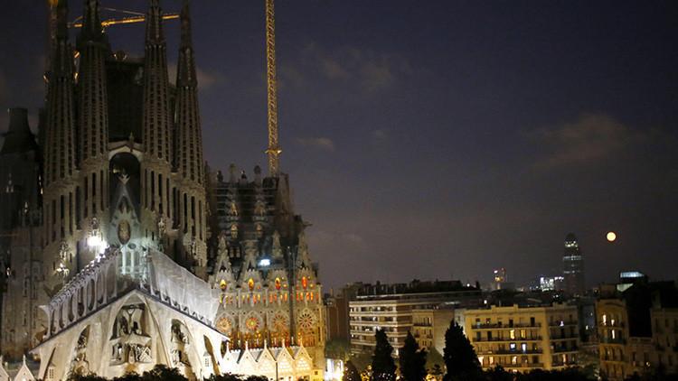 El Estado Islámico utiliza una imagen de la Sagrada Familia para ilustrar sus amenazas a España