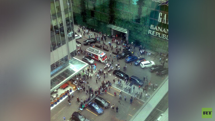 Más de 100.000 personas, evacuadas en Moscú por amenazas de bomba