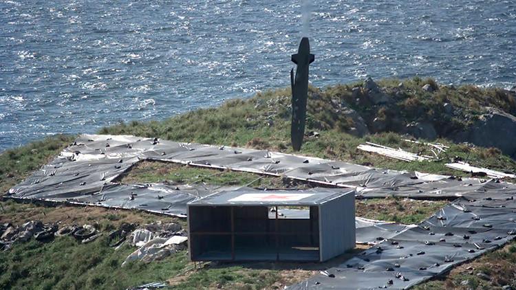 Ensayando un 'ataque preventivo': El Ejército surcoreano prueba un misil de crucero aire-tierra