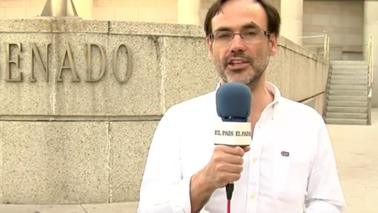¿Demasiado crítico con Rajoy?: Un periodista español abandona el diario 'El País' y deja un mensaje
