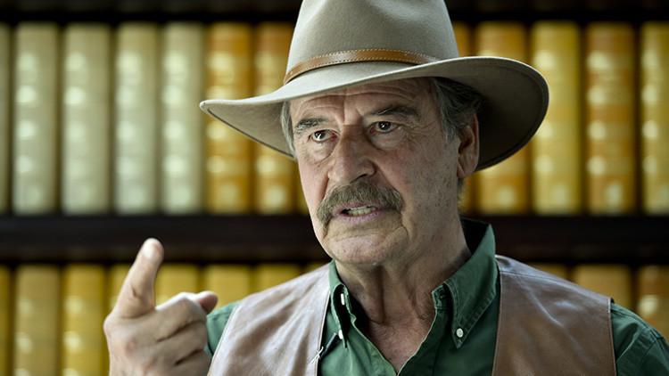 Expresidente de México cobra en EE.UU. por aparecer en videos donde insulta a Donald Trump