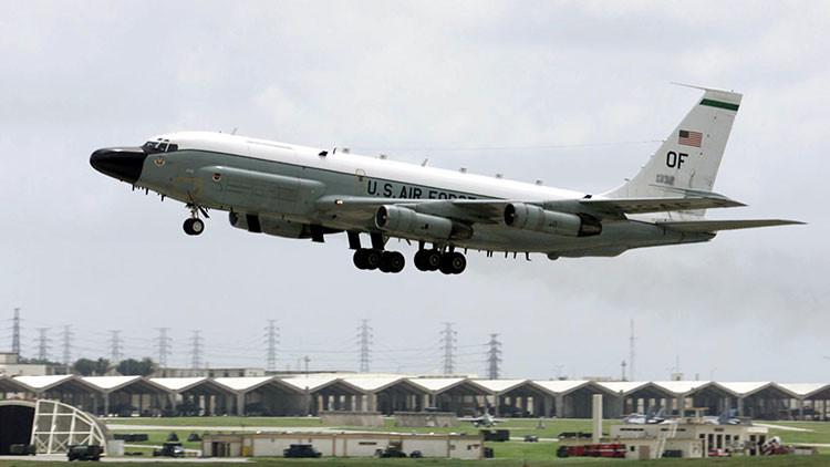 EE.UU. y Reino Unido envían aviones de reconocimiento a las fronteras rusas en el Báltico