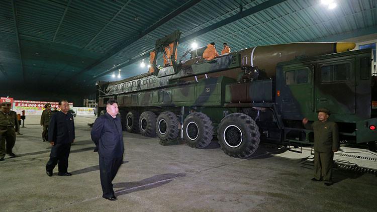 ¿Lanzamiento inminente? EE.UU. detecta movimientos en sistemas de misiles de Corea del Norte
