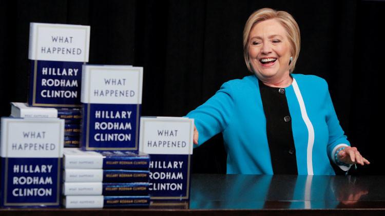 Hillary Clinton se compara con una reina de 'Juego de Tronos' en sus memorias