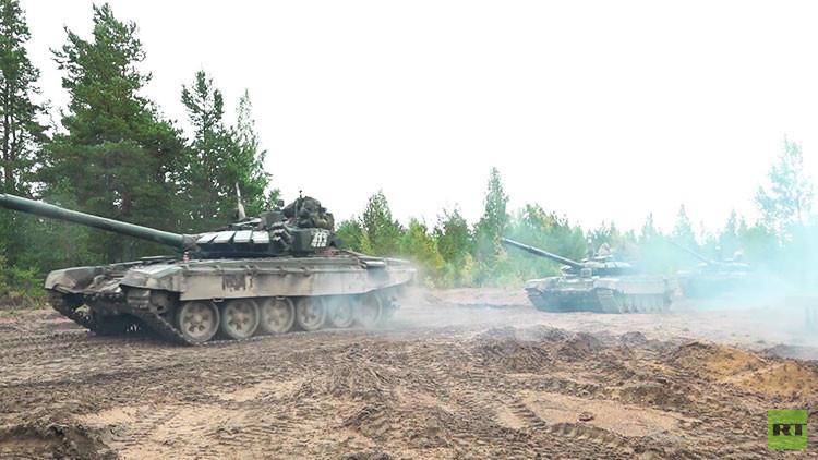 Arrancan las maniobras estratégicas de Rusia y Bielorrusia 'Zapad 2017' (VIDEO)