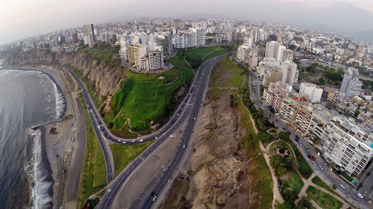Se registran cuatro sismos en menos de 30 minutos en Lima